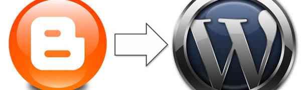 Como transferir um blog do Blogger para o Wordpress